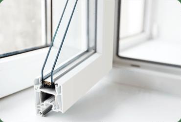 イメージ画像:遮熱Low-E複層ガラス