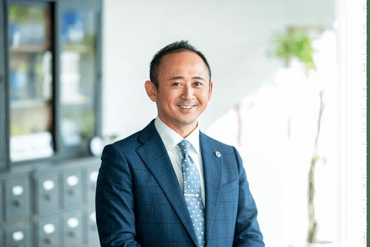 アイ-ウッド株式会社 代表取締役社長 福永 貴文