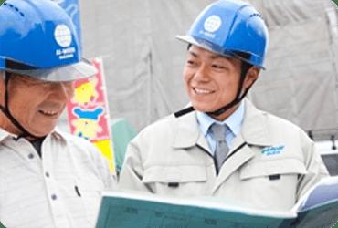 職種イメージ:施工管理