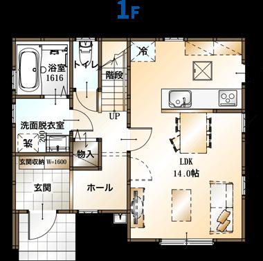 図面:1F