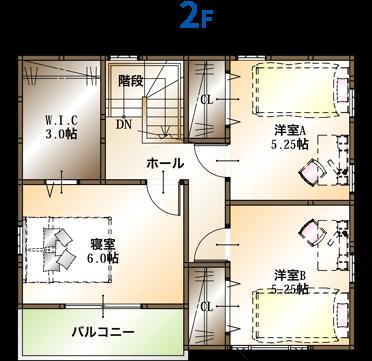 図面:2F